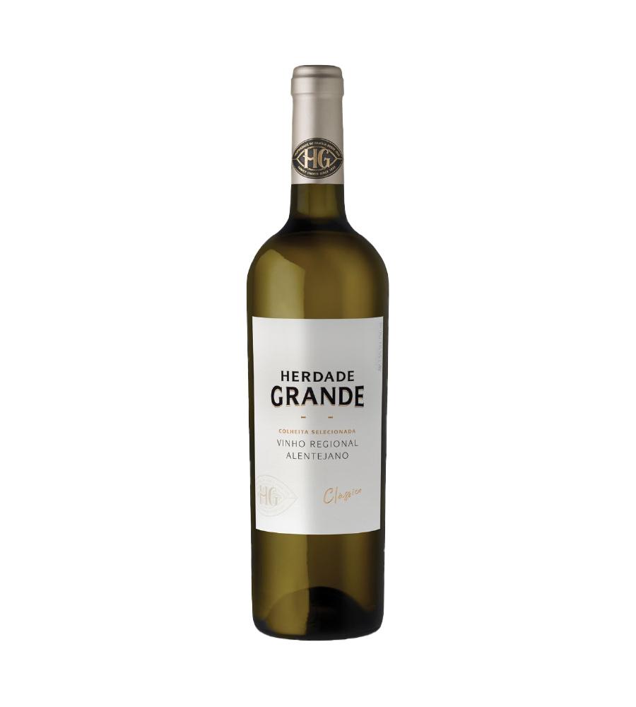 Vinho Branco Herdade Grande 2018, 75cl Regional Alentejano