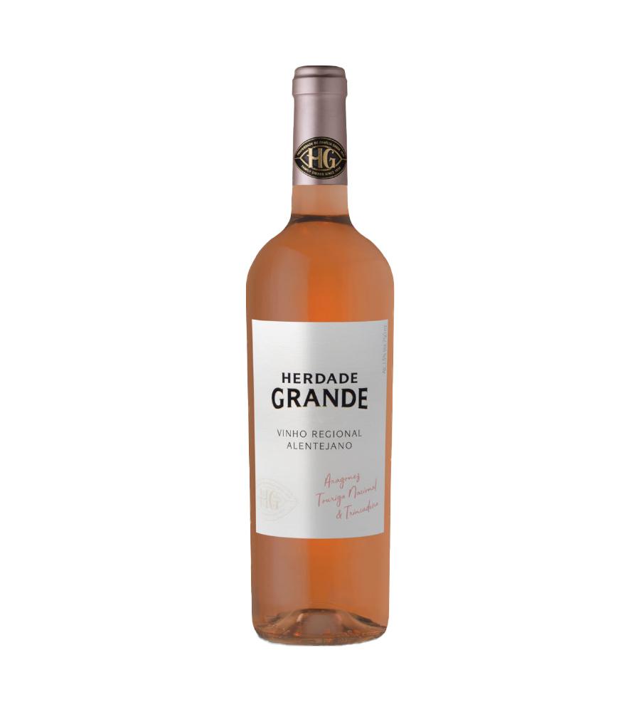 Vinho Rosé Herdade Grande 2018, 75cl Regional Alentejano