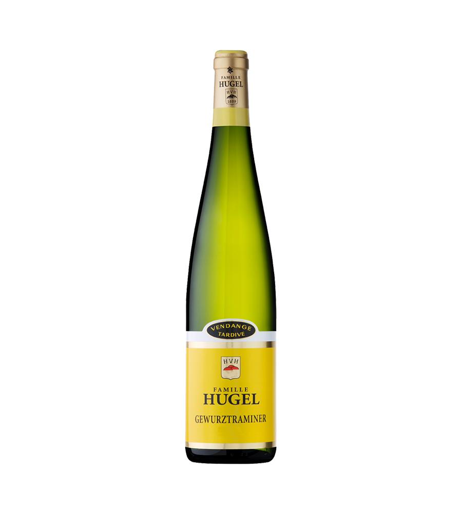 Vinho Branco Hugel Gewurztraminer Vendange Tardive 2009, 75cl França