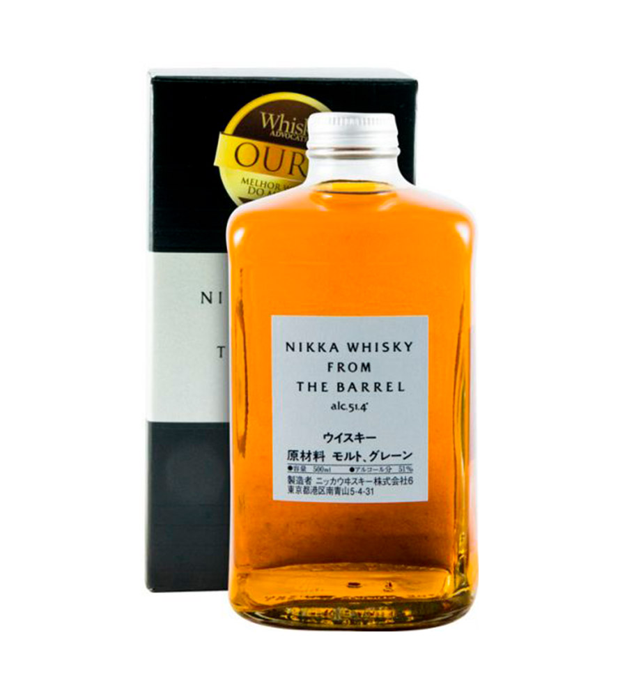 Whisky Nikka From the Barrel, 50cl