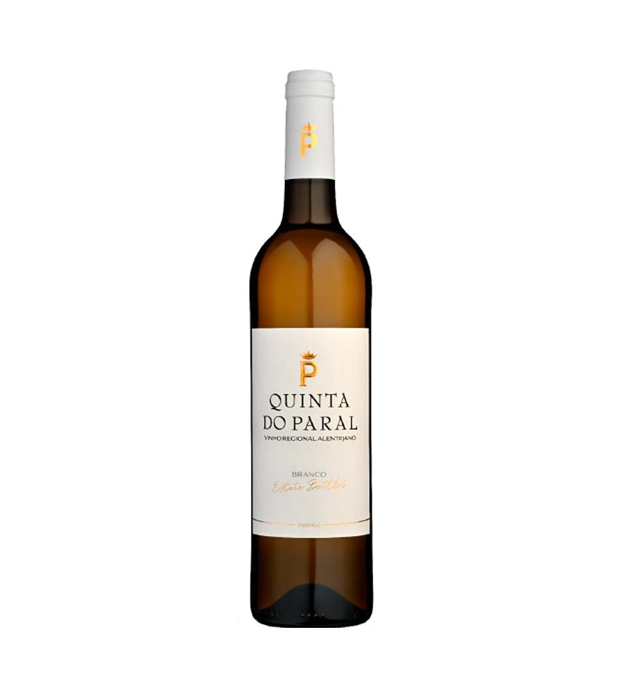 Vinho Branco Quinta do Paral Colheita 2018, 75cl Regional Alentejano