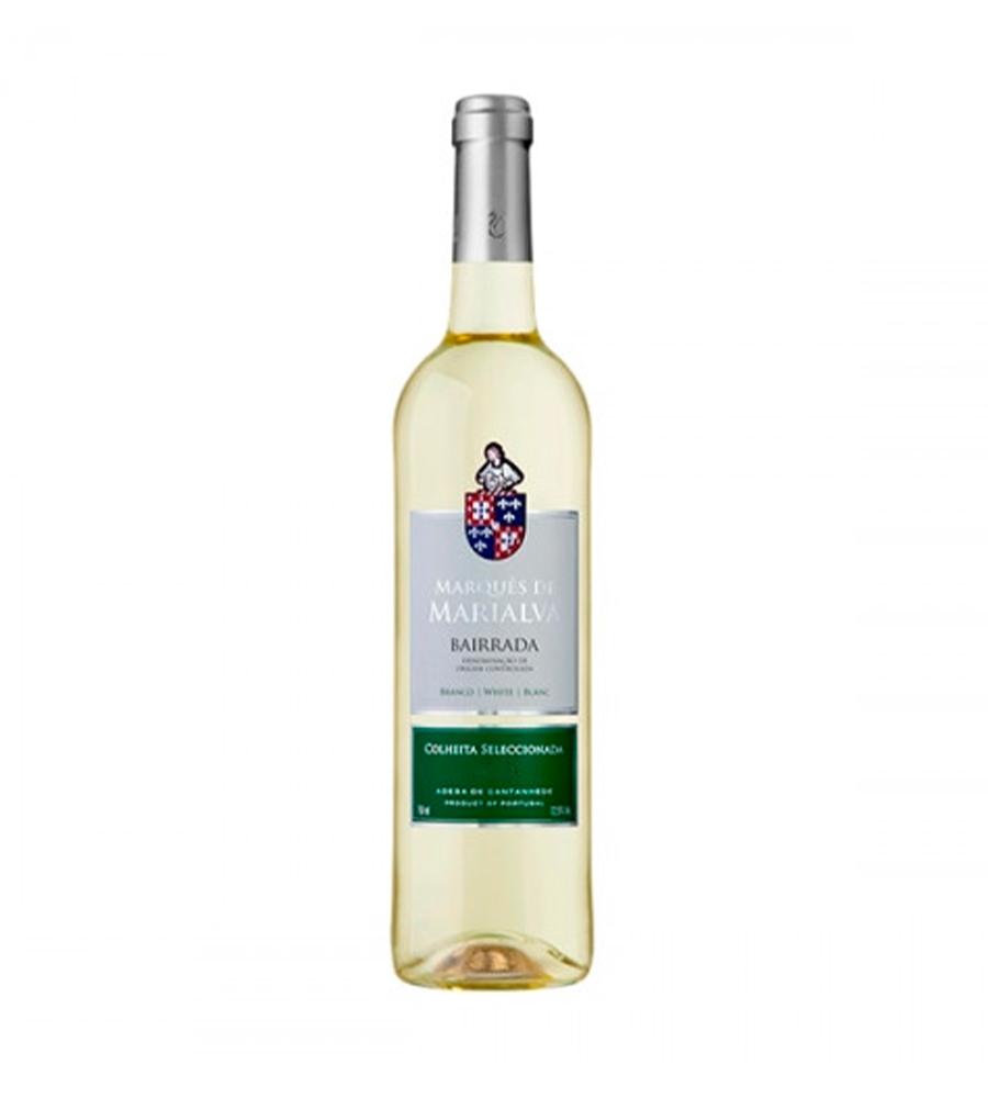 Vinho Branco Marquês de Marialva Colheita Selecionada 2019, 75cl Bairrada