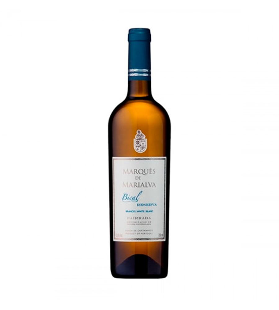 Vinho Branco Marquês de Marialva Bical Reserva 2018, 75cl Bairrada