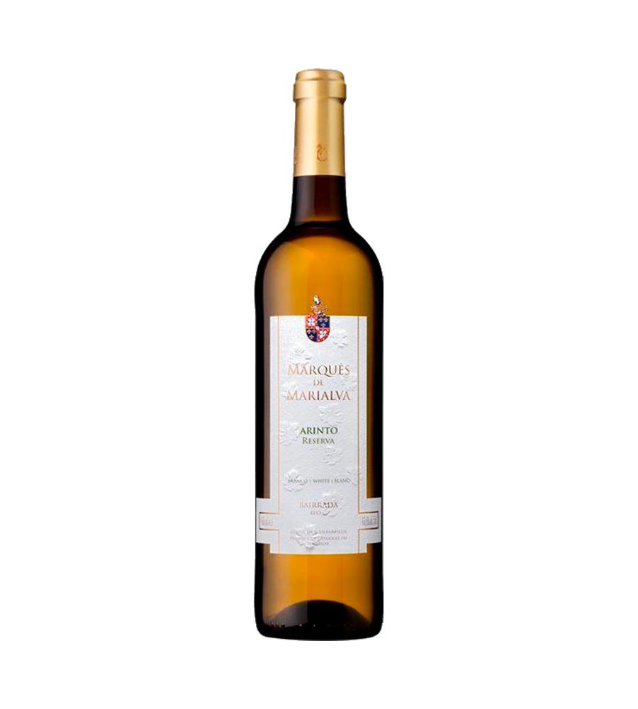 Vinho Branco Marquês de Marialva Arinto Reserva 2017, 75cl Bairrada
