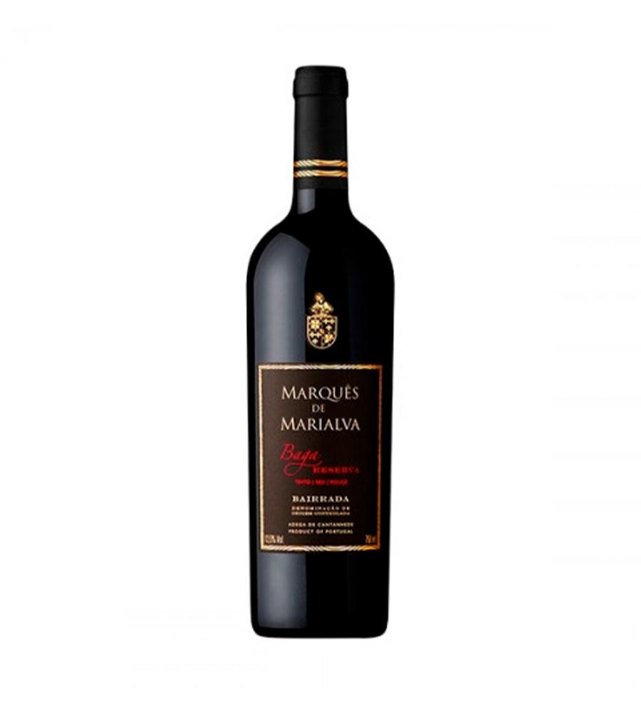 Vinho Tinto Marquês de Marialva Baga Reserva 2015, 75cl Bairrada