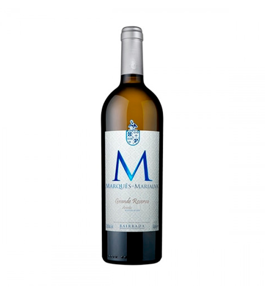 Vinho Branco Marquês de Marialva Grande Reserva 2015, 75cl Bairrada