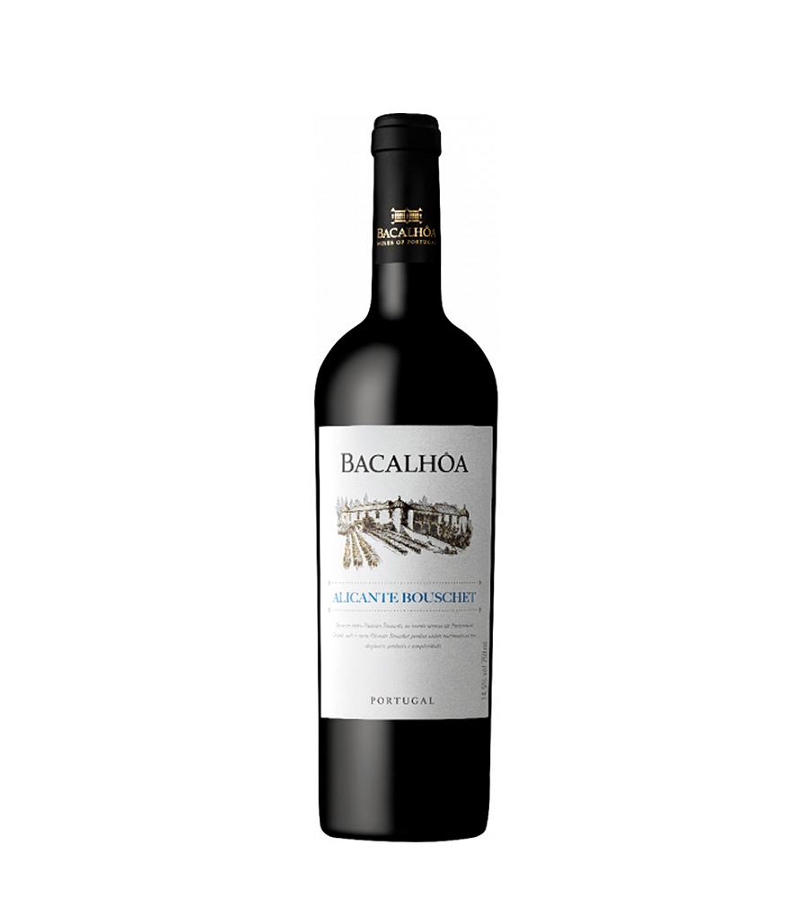 Vinho Tinto Bacalhôa Alicante Bouschet 2016, 75cl Regional Península de Setúbal