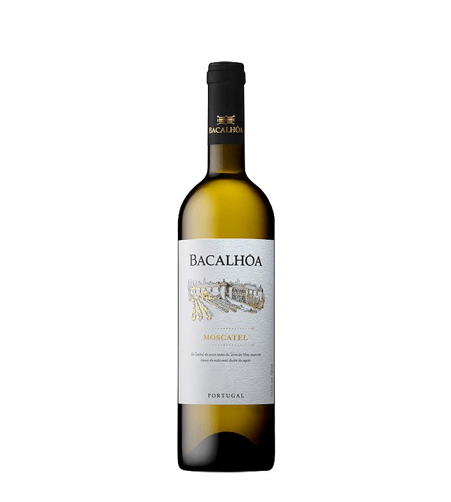Vinho Branco Bacalhôa Moscatel Graudo 2019, 75cl Península de Setúbal