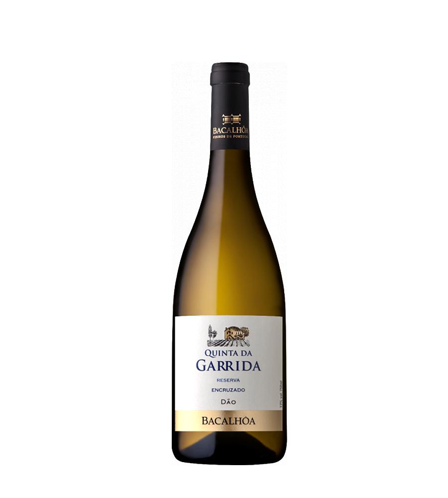 Vinho Branco Quinta da Garrida Encruzado 2018, 75cl Dão