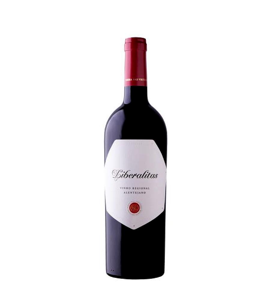 Vinho Tinto Vinha das Virtudes Liberalitas 2015, 75cl Regional Alentejano