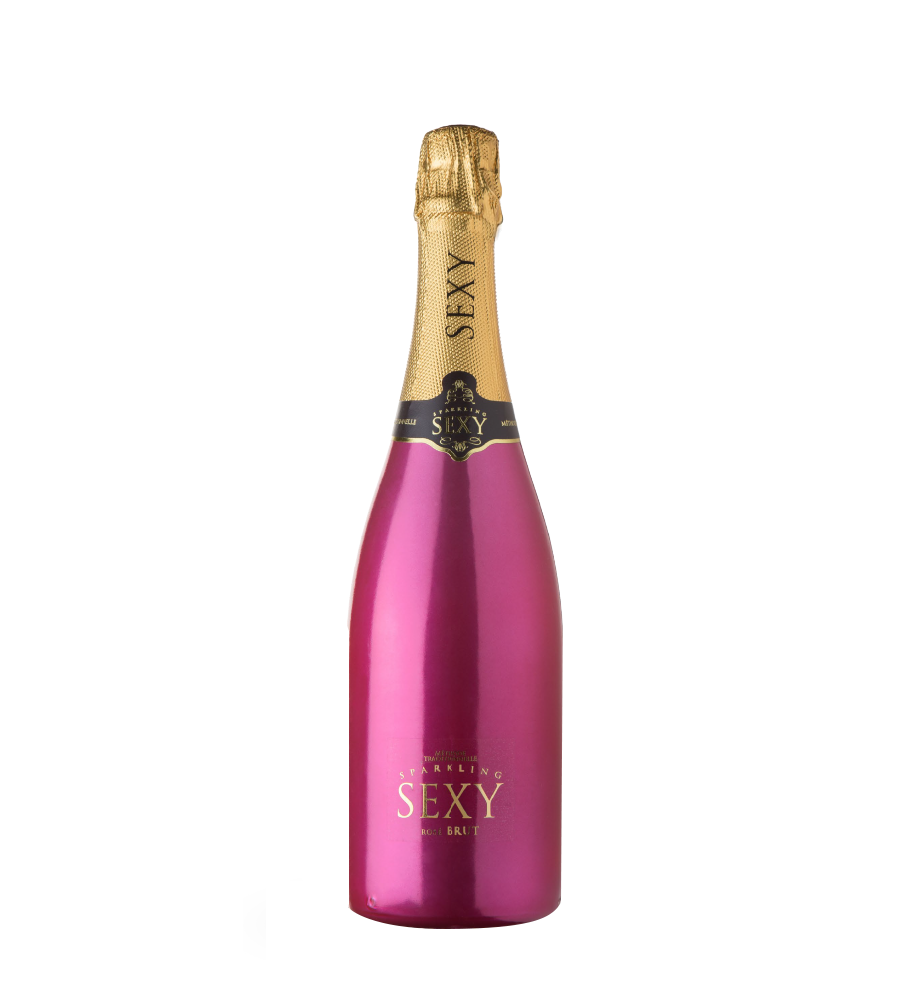 Espumante Rosé Sexy Brut, 75cl Regional Alentejano