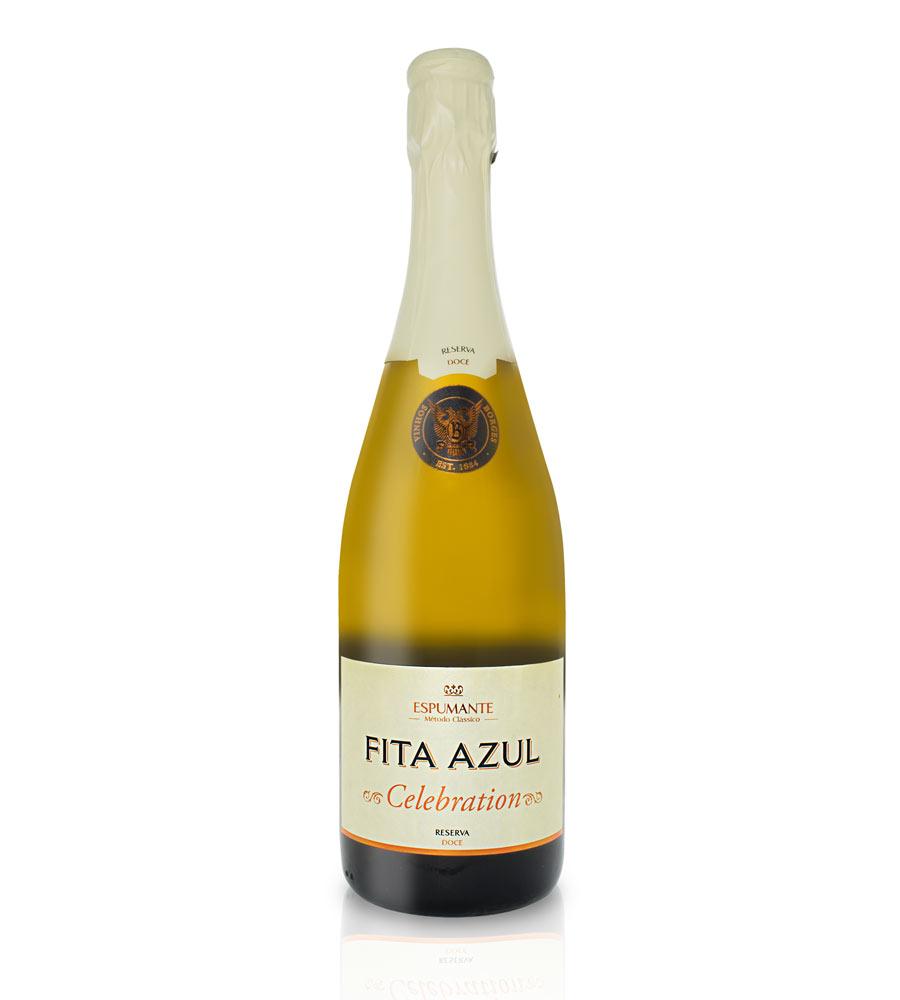 Vinho Espumante Fita Azul Doce 75cl Douro