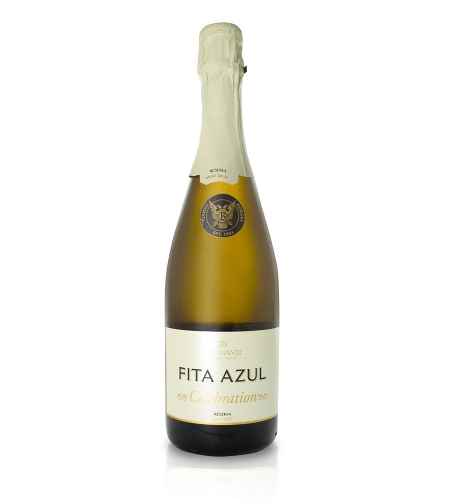 Sparkling Wine Fita Azul Semi-Dry Douro