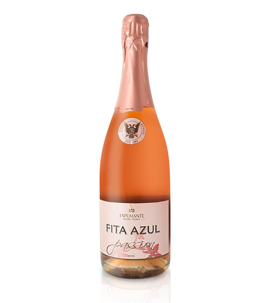 Vinho Espumante Fita Azul Passion Rosé 75cl Douro