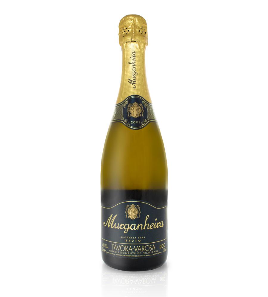 Sparkling Wine Murganheira Malvasia Fina Bruto Távora-Varosa DOC