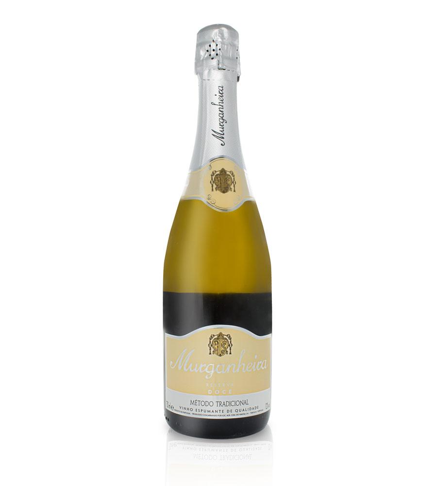 Vinho Espumante Murganheira Reserva Doce 75cl Távora-Varosa DOC