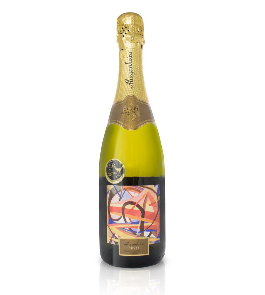 Sparkling Wine Murganheira Special Reserva Cuveé Bruto Távora-Varosa DOC