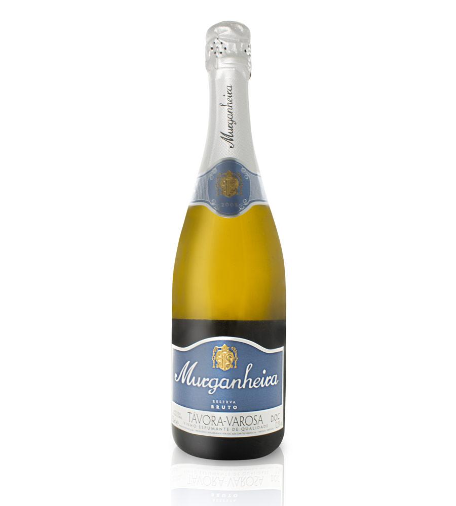 Sparkling Wine Murganheira Reserva Bruto Távora-Varosa DOC