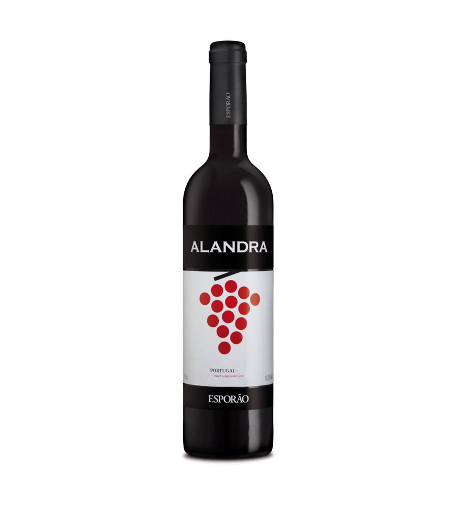 Red Wine Alandra Esporão 2017 Alentejo