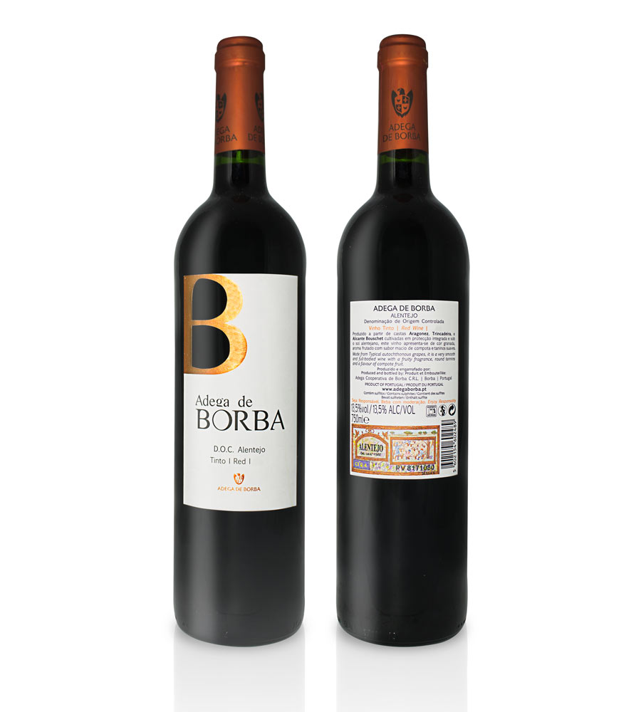 Red Wine Borba Alentejo DOC