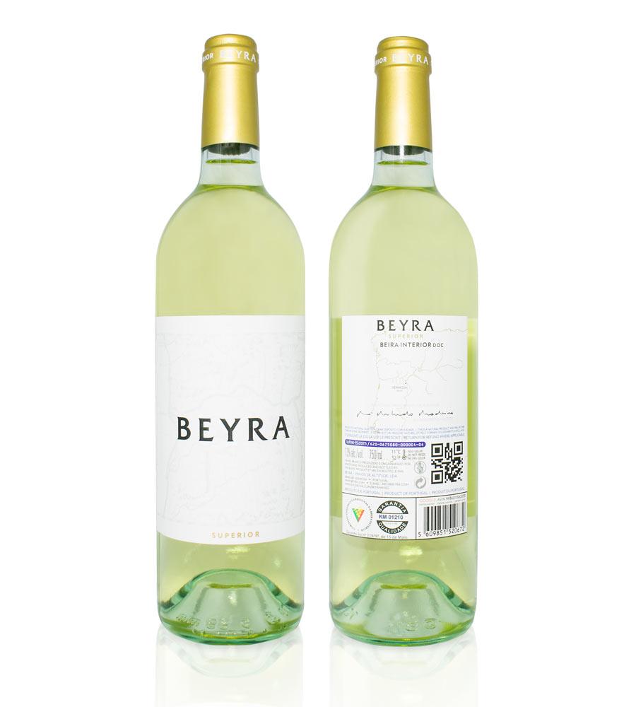 White Wine Beyra Superior 2012 Beira Interior DOC