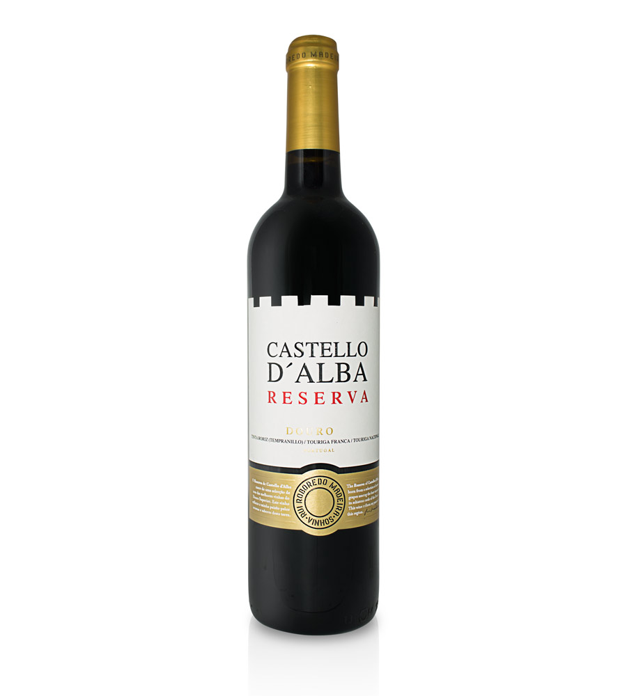 Red Wine Castello D'Alba Reserva 2017 Douro DOC