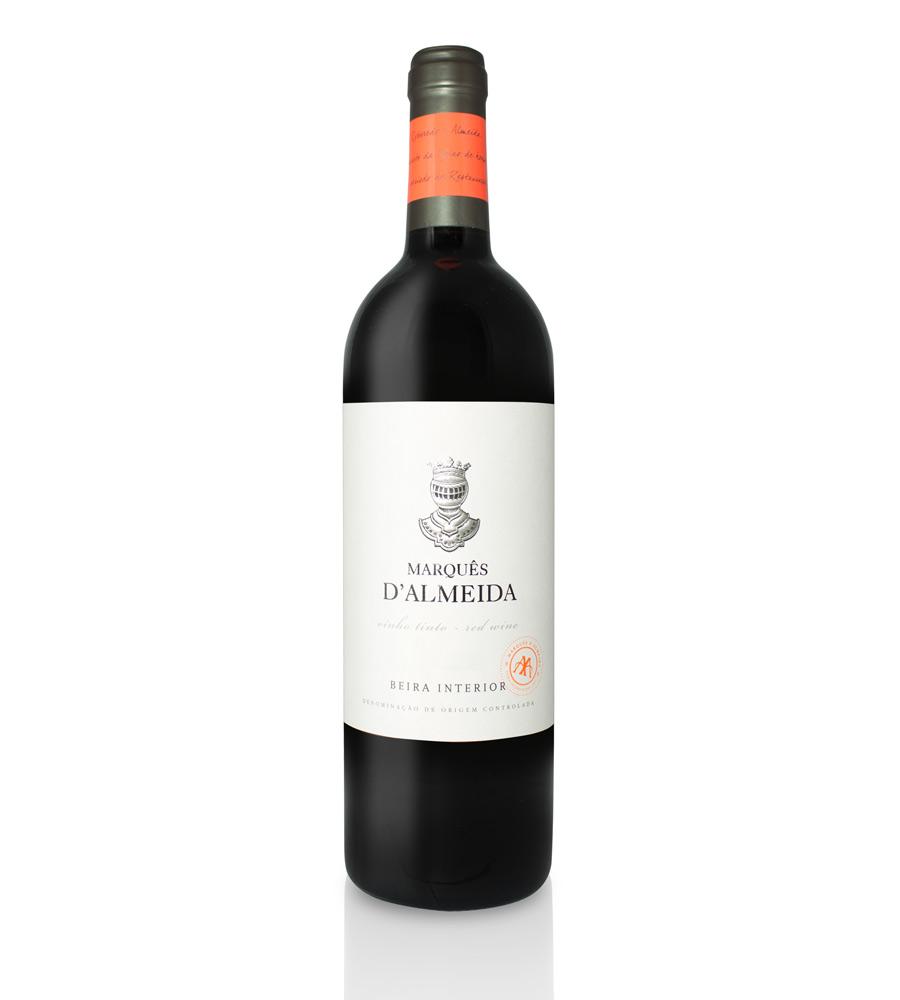 Red Wine Marquês d'Almeida CARM 2013 Beira Interior DOC