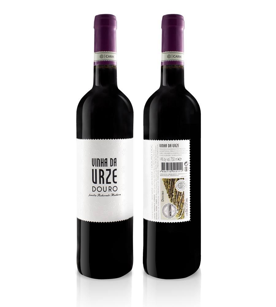 Red Wine Vinha da Urze CARM 2016 Douro DOC