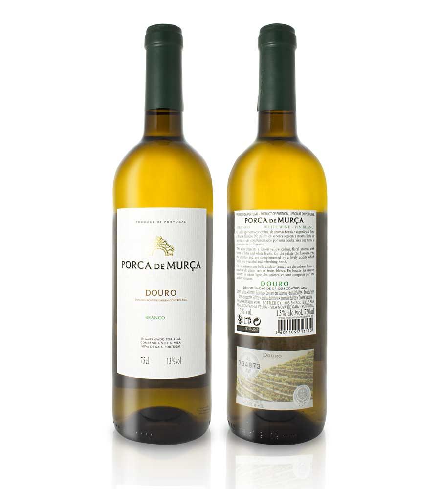 Vinho Branco Porca de Murça 2015 75cl Douro DOC
