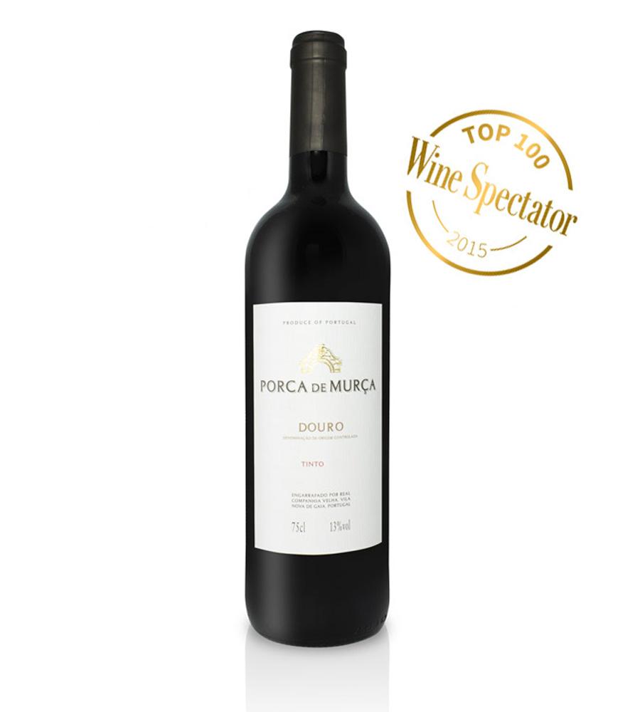 Vinho Tinto Porca de Murça 2018, 75cl Douro