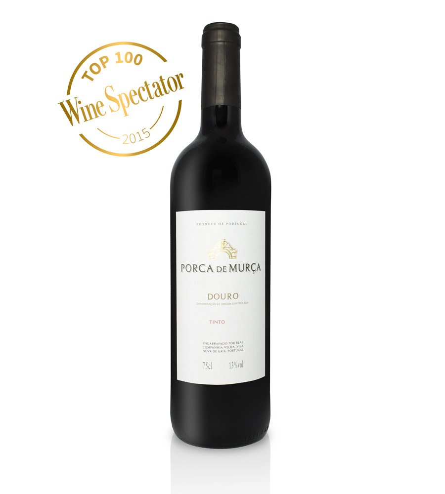 Vinho Tinto Porca de Murça 2013 75cl Douro DOC