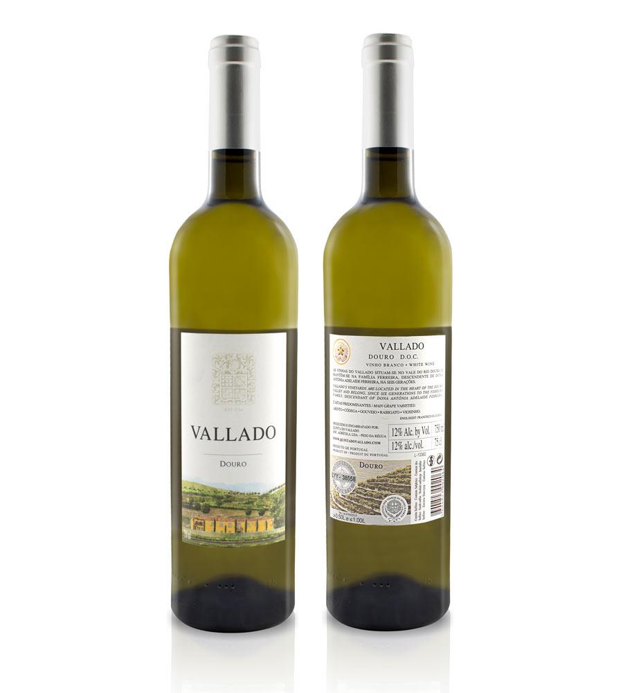 White Wine Vallado 2017 Douro DOC