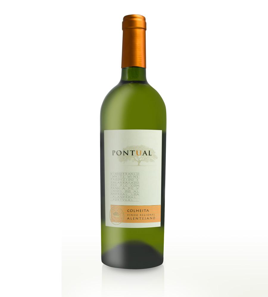 White Wine Pontual 2017 Alentejo
