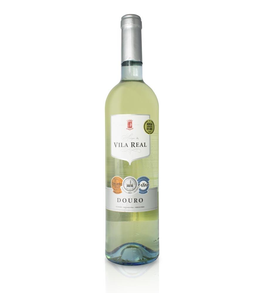 Vinho Branco Vila Real Colheita 2015 75cl Douro DOC