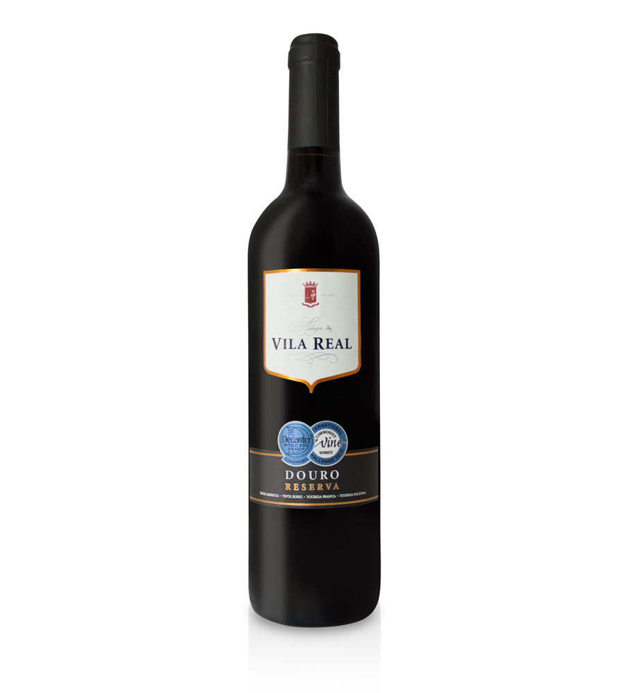 Red Wine Vila Real Reserva 2014 Douro DOC