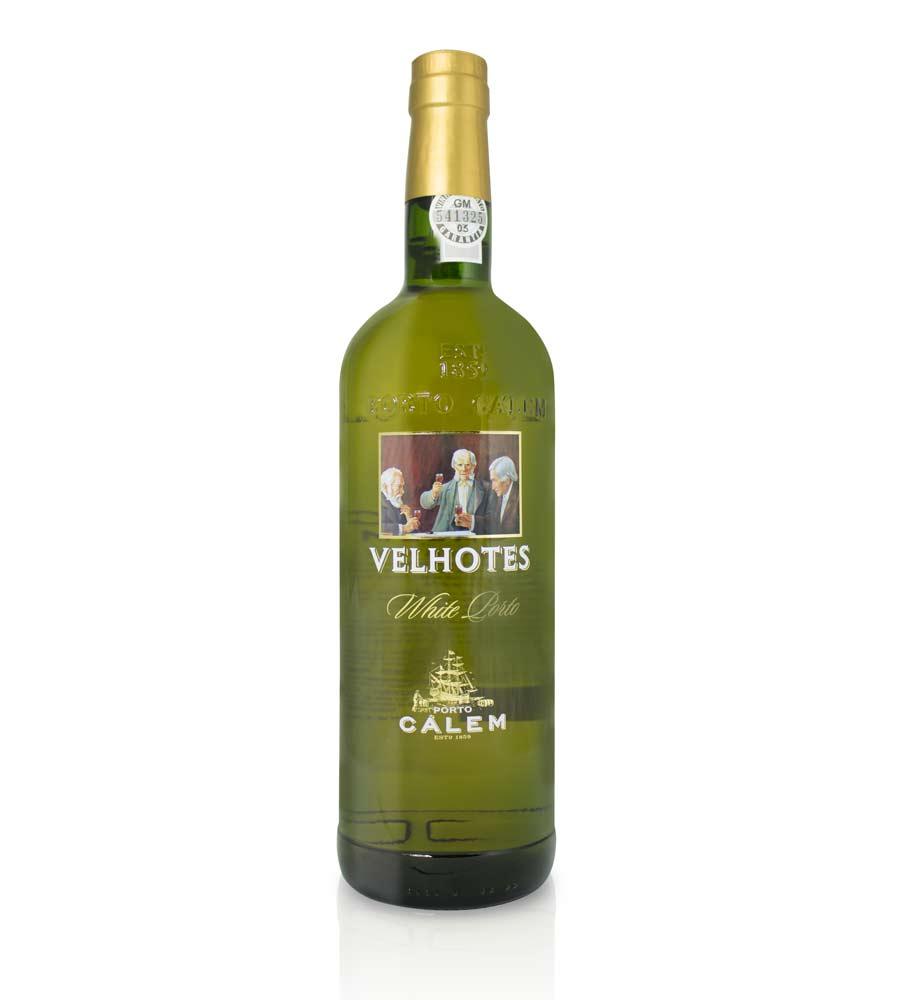 Vinho do Porto Cálem Velhotes Fine White 75cl Porto