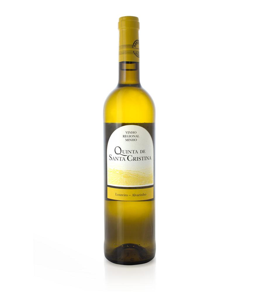 Vinho Verde Santa Cristina Alvarinho Loureiro 2017 Vinho Verde