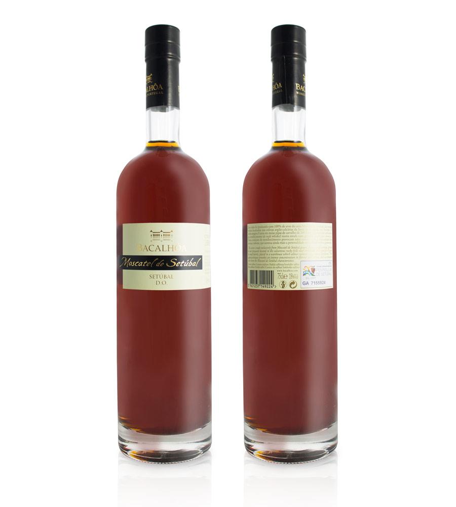Vinho Moscatel Bacalhôa Moscatel de Setúbal 75cl Península de Setúbal
