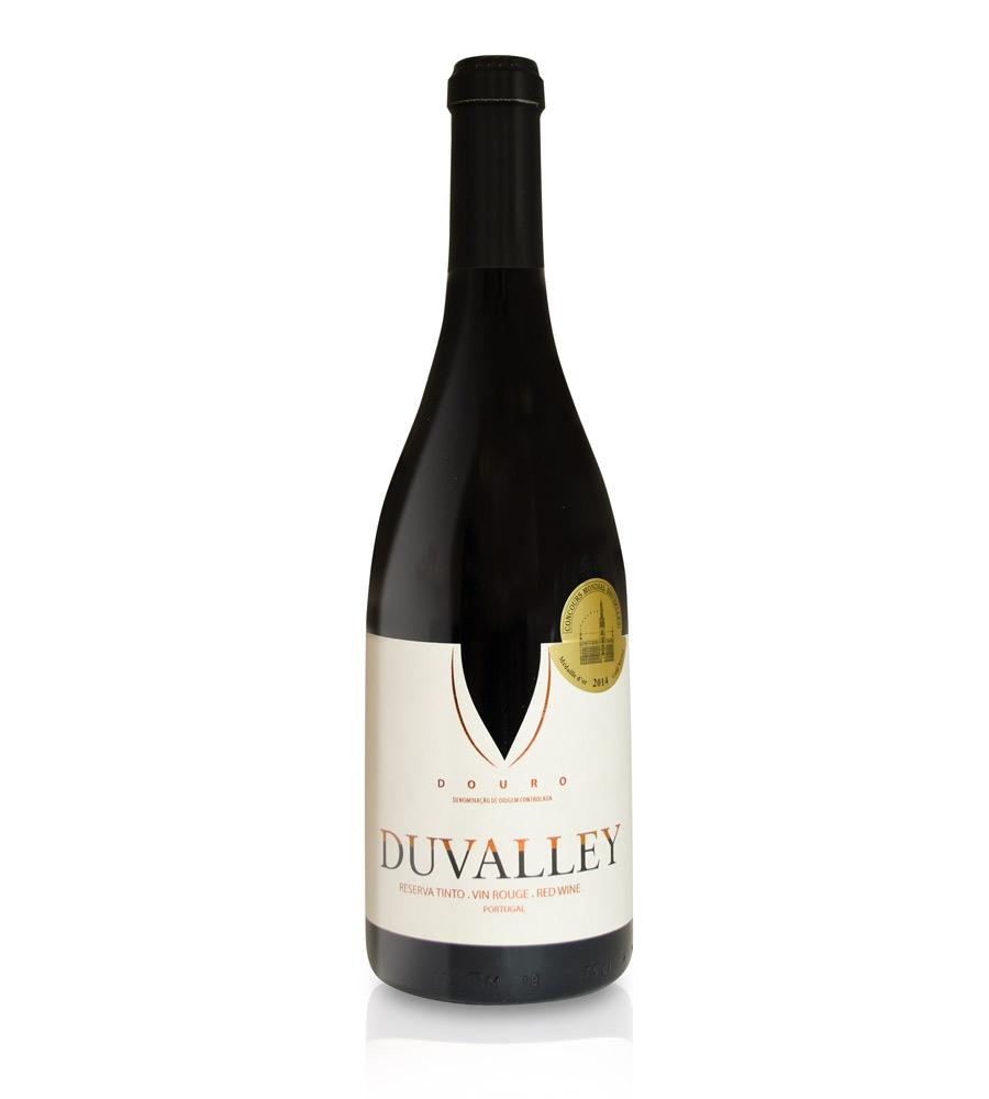 Vinho Tinto Duvalley Reserva 2012 75cl Douro