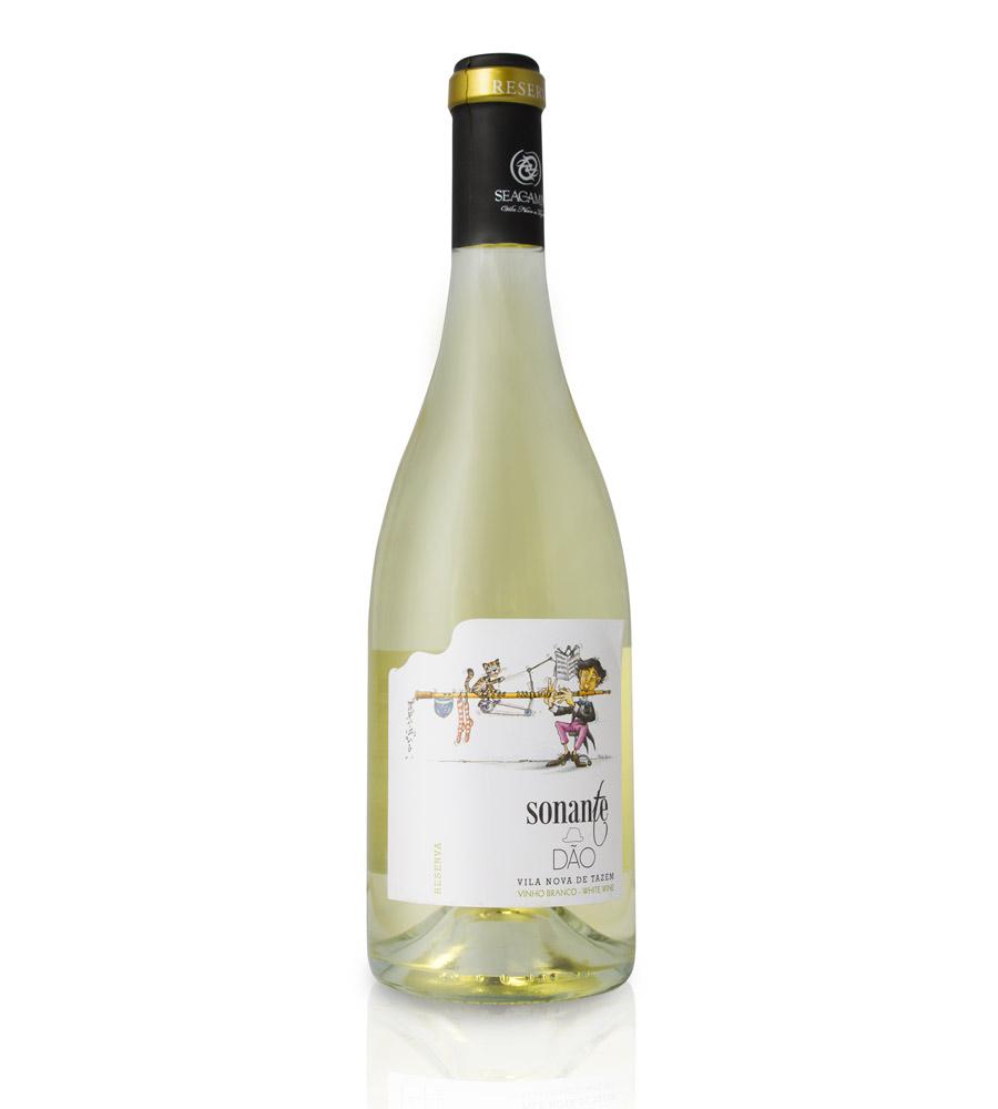 Vinho Branco Sonante Reserva 2014 75cl Dão