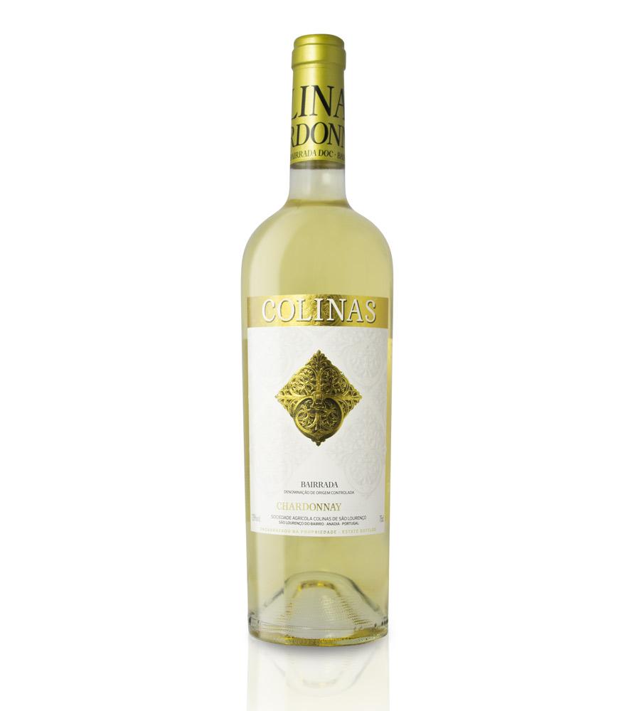 White Wine Colinas S. Lourenço Chardonnay 2014 Bairrada