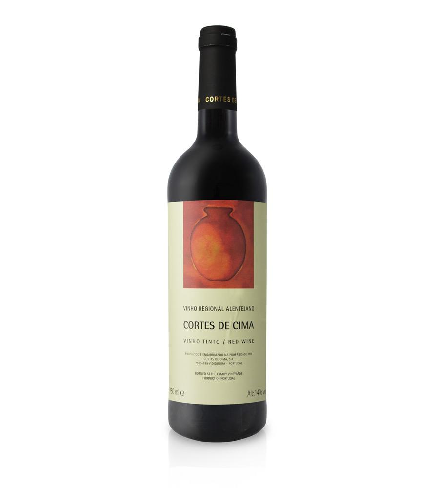 Red Wine Cortes de Cima 2014 Alentejo