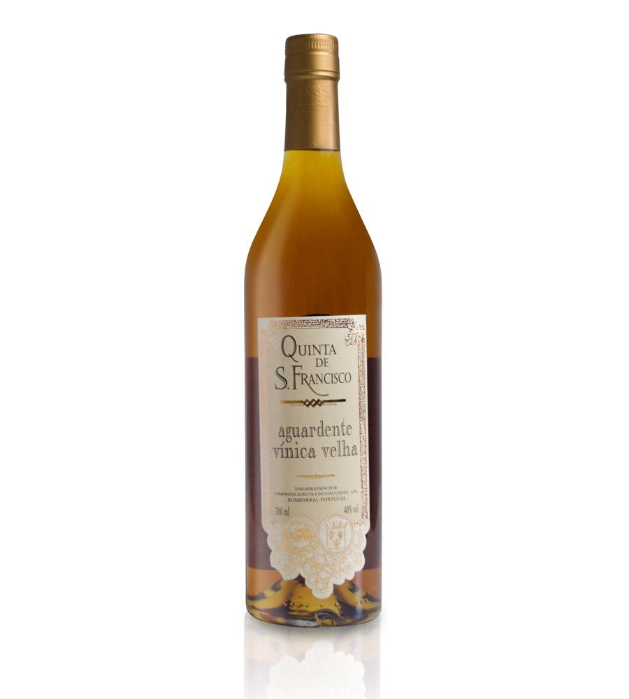 Wine Brandy Quinta de S. Francisco Velha 12 Anos Lisboa