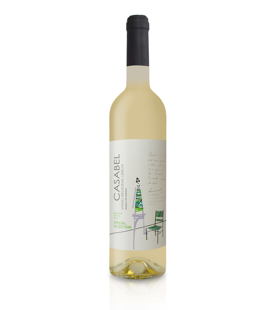 Vinho Branco Casabel Special Selection 2012 75cl Lisboa