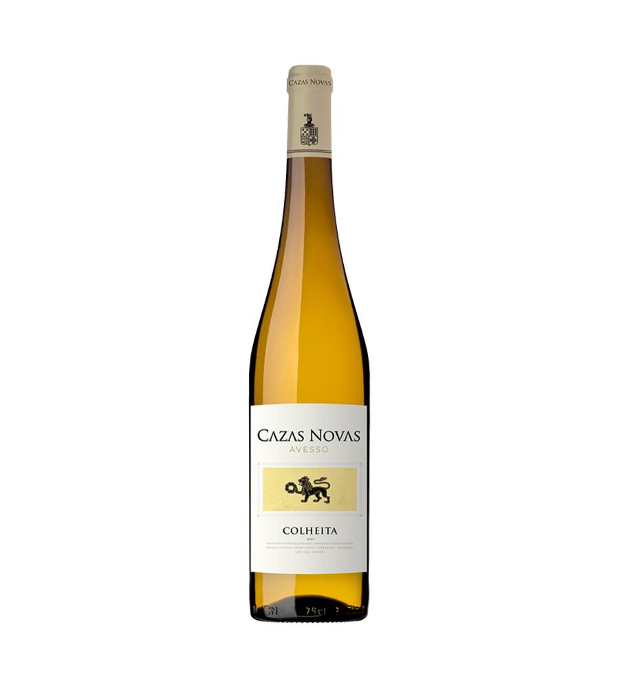 Vinho Branco Cazas Novas Avesso Colheita 2019, 75cl Vinhos Verdes