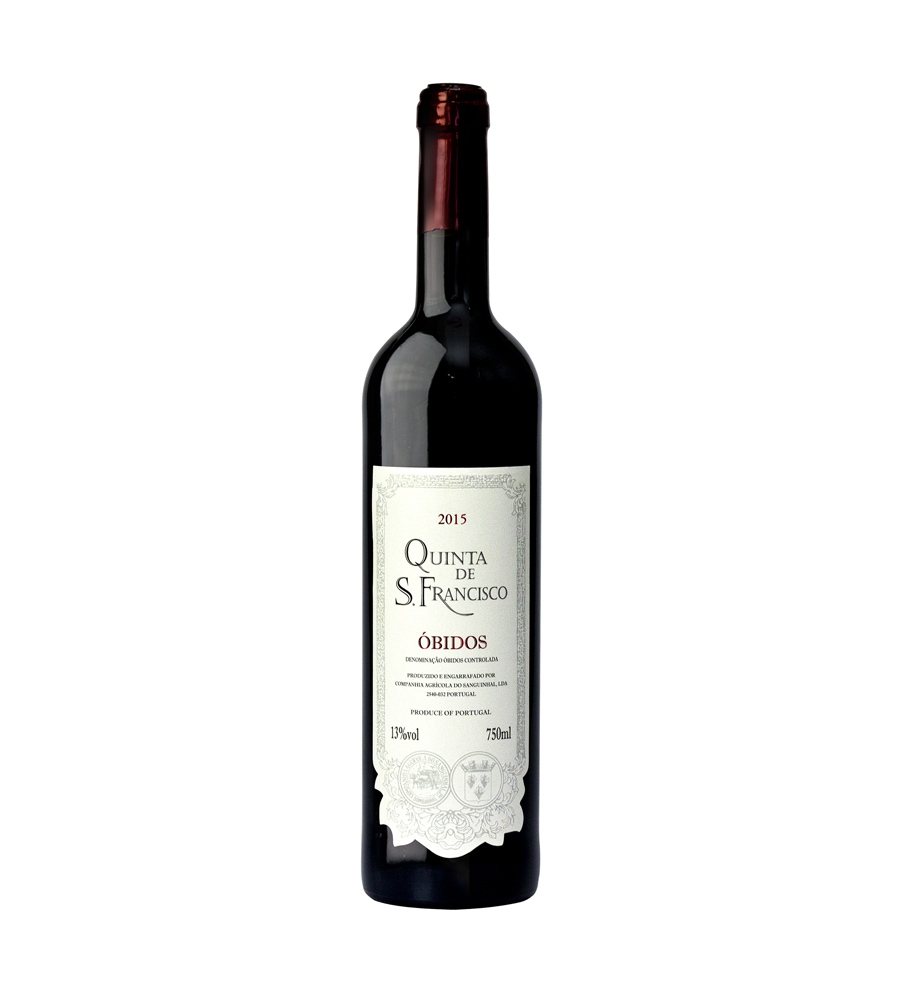 Red Wine Quinta S. Francisco 2016 DOC Óbidos