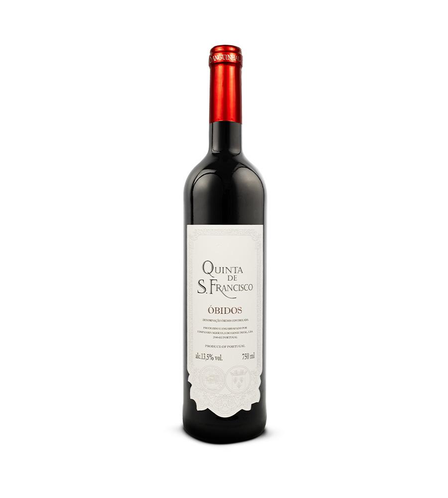 Vinho Tinto Quinta de S. Francisco 2017, 75cl Óbidos