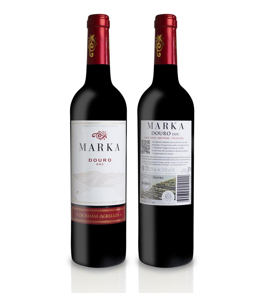 Vinho Tinto Marka Colheita 2013 75cl Douro