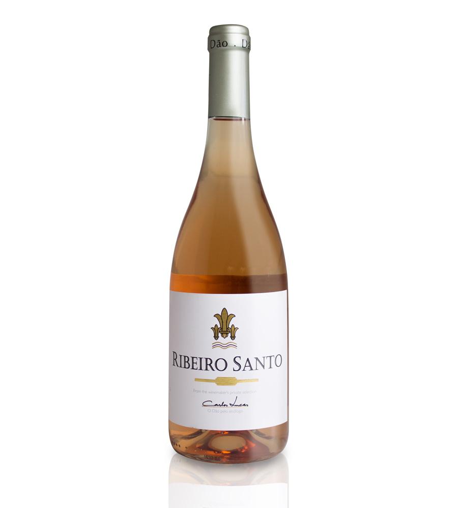 Vinho Rosé Ribeiro Santo 2015 75cl Dão