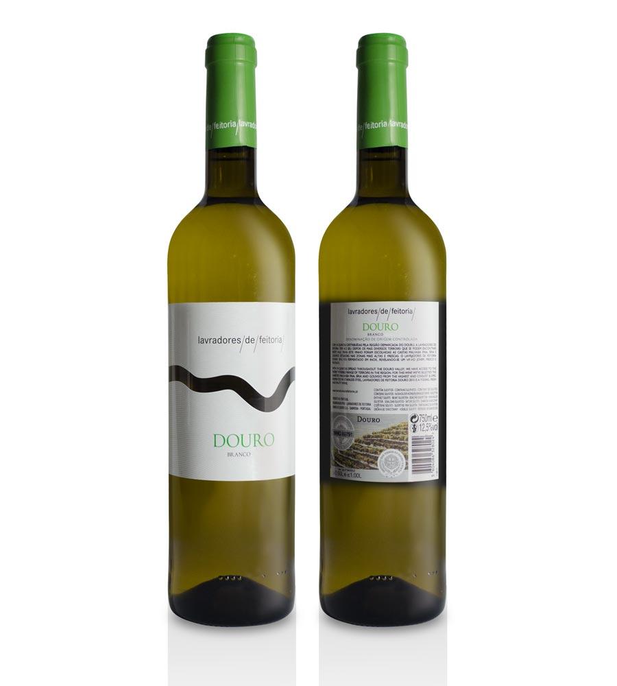 Vinho Branco Lavradores de Feitoria 2020, 75cl Douro